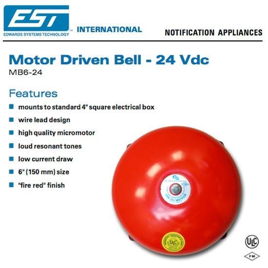 ไฟอลาม EST - หัวล่อฟ้า-ระบบแจ้งเหตุเพลิงไหม้ บีเอพี - แจ้งเตือนภัย