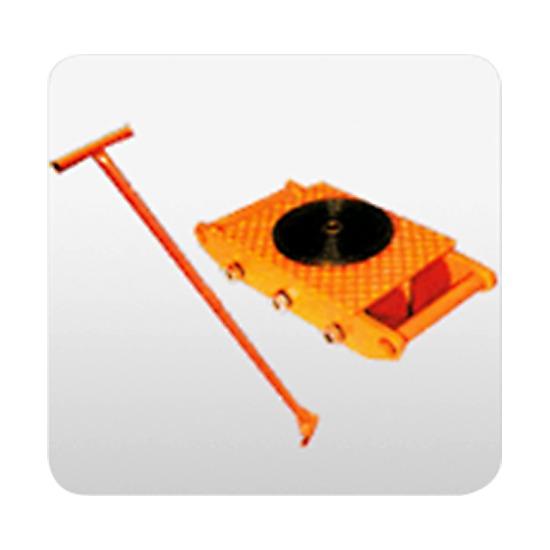 ล้อเต่าลากเครื่องจักร (WINNER : Machine Roller) - บริษัท เอสซีพีพี เอ็นจิเนียริ่ง จำกัด - ล้อเต่าลากเครื่องจักร