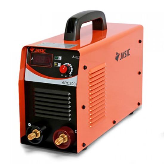 เครื่องมือช่าง ฉะเชิงเทรา เครื่องเชื่อม JASIC ARC-200V - บริษัท อมรสินเจริญ จำกัด
