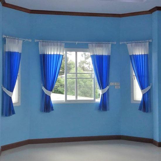 ผ้าม่าน จำหน่ายผ้าม่าน ผ้าม่าน ติดตั้งผ้าม่าน พรม มู่ลี่ วอลล์เปเปอร์ ม่านปรับแสง ฉากกั้นห้อง  เหล็กดัด มุ้งลวด