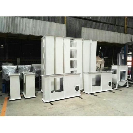 อุปกรณ์โรงสีข้าว - บริษัท ว เพชรเจริญวิศวกรรม จำกัด - สร้างโรงสี