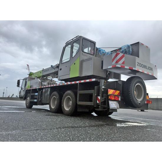 Truck Crane 16 Tons - บริษัท โปรแมช (ประเทศไทย) จำกัด - รถเครนใหม่ เครน zoomlion รถเครนจีน ขายเครน เครน ซื้อเครน ซ่อมเครน ซ่อมรถเครน promach truck crane crane