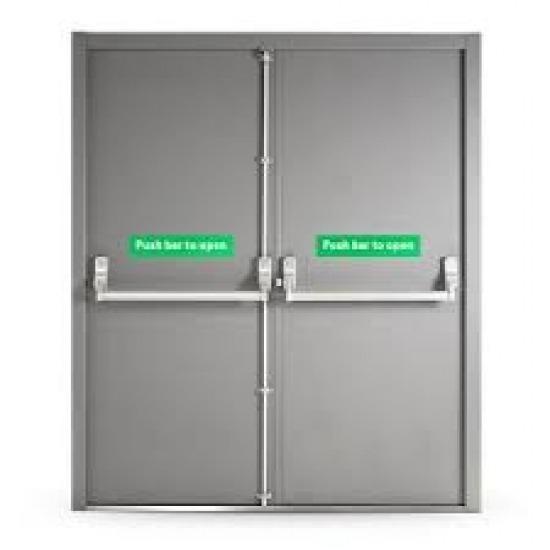 ประตูหนีไฟอาคาร ประตูหนีไฟอาคาร
