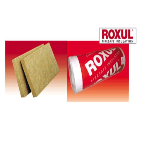 ROXUL (ใยหิน Rockwool) ใยหิน