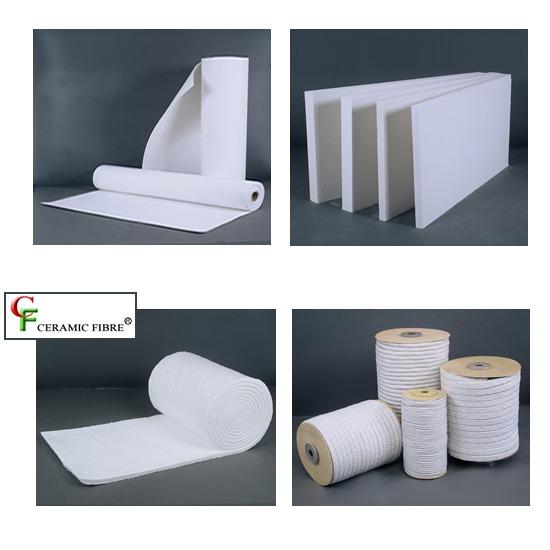 CF (Ceramic Fibre) ฉนวน