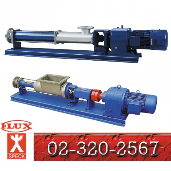 Screw Pump - Flux-Speck Pump Co.,Ltd.