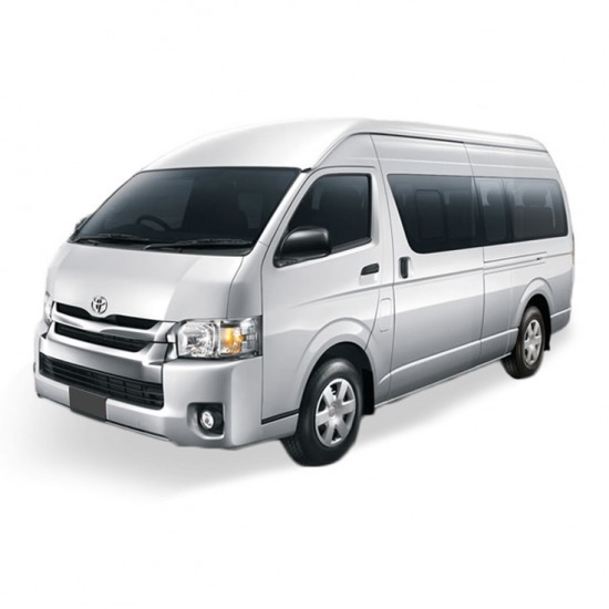 Van rental Prachinburi
