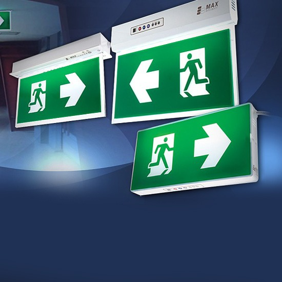 Emergency Exit Sign Lighting exit sign lighting  emergency exit sign lighting