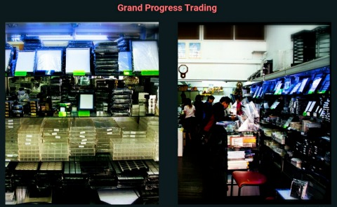 ผู้ผลิต-ส่งออกกล่องบรรจุภัณฑ์ - บริษัท แกรนด์ โปรเกรส เทรดดิ้ง จำกัด