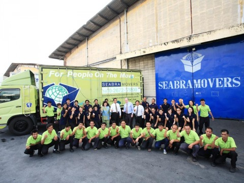 Seabra Movers