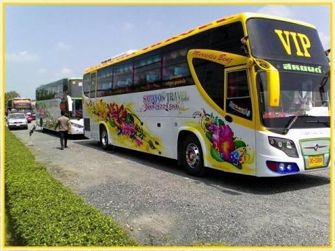 รถบัส ให้เช่า สิงห์บุรี - สหยนต์สิงห์บุรี