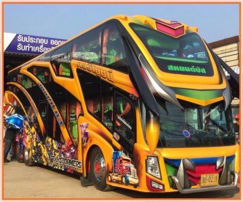 ให้เช่ารถบัส สิงห์บุรี - สหยนต์สิงห์บุรี