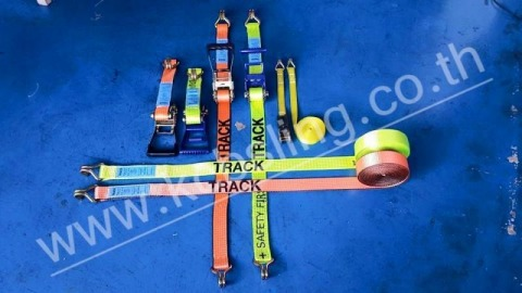 สลิงยกของคุณภาพสูง TRACK - บริษัท ลวดสลิง เคซีบี สลิง (ประเทศไทย) จำกัด
