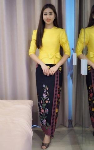 ผ้าไหม สุราษฎร์ธานี - Beauty Thai Silk