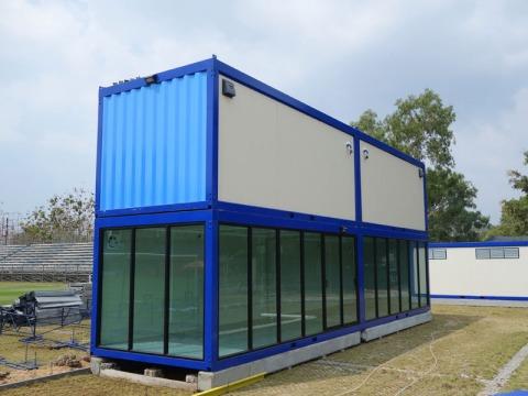 ศูนย์รวมตู้คอนเทนเนอร์สำนักงาน - Container (Thailand) Co Ltd