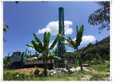 บริษัท ทีสันคอนสตรัคชั่น จำกัด บริการเจาะน้ำบาดาล จันทบุรี