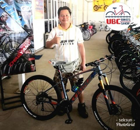 ร้านจักรยานแนะนำในอุบล - รถจักรยาน อุบลเจริญสิน