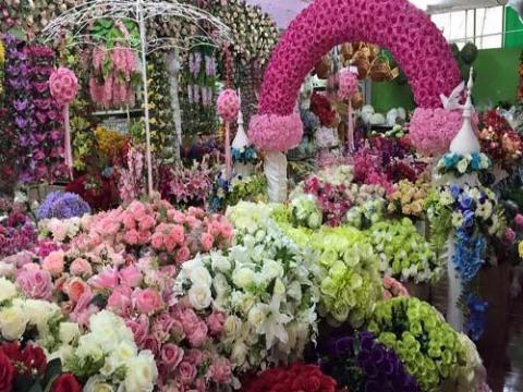 ดอกไม้ประดิษฐ์ พิษณุโลก - ร้าน สิริพรรณดอกไม้ผ้า พิษณุโลก
