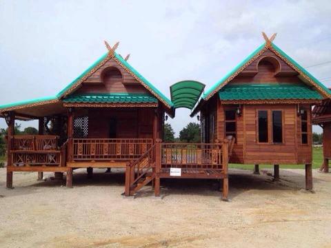 ทีพี โฮม บ้านไม้สำเร็จรูป น็อคดาวน์