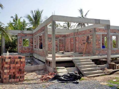 งานก่อสร้างอาคารที่อยู่อาศัย - รับเหมาก่อสร้าง นครศรีธรรมราช ทีม ซีวิล คอนสตรัคชั่น แอนด์ ดีเวลลอปเม้นท์