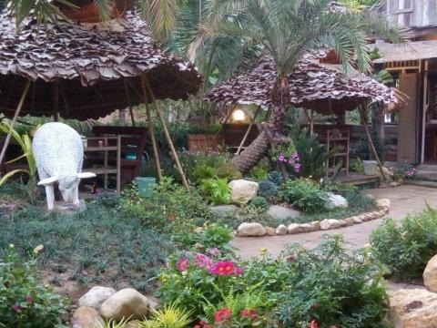 เอส พี รับเหมาก่อสร้างจัดสวน