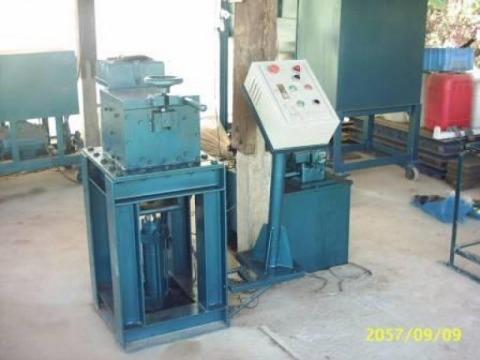 เครื่องอัดอิฐประสาน พร้อมน้ำยา - PPM Machinery Co Ltd