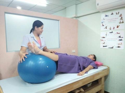 แก้เข่าเสื่อม - Sirin Physical Therapy Clinic