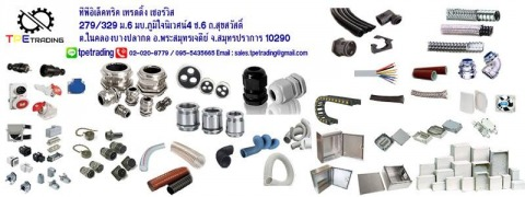 อุปกรณ์ไฟฟ้า_0 - บริษัท ทีพีอี เทรดดิ้ง แอนด์ เซอร์วิส จำกัด