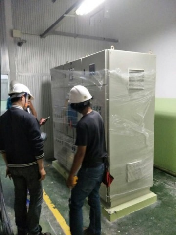 ติดตั้งตู้ไฟฟ้า - ห้างหุ้นส่วนจำกัด เอส.ที.พี.สวิทช์บอร์ด