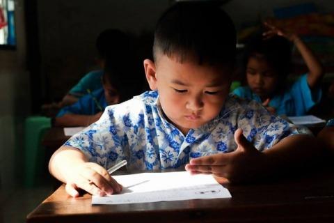 เด็กจะได้เรียนหลักสูตรจินตคณิต - บริษัท เบรนบาลานซิ่ง จำกัด