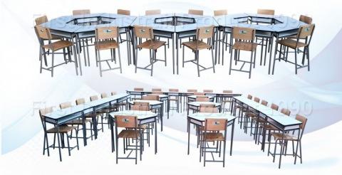 โต๊ะเรียน - บริษัท เฟิสท์อินดัสเตรียลโปรดักส์ (1990) จำกัด