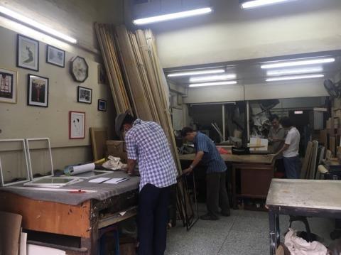 ร้านผลิตกรอบรูป สุขุมวิท - ร้านธีรพงศ์ รับทำกรอบรูป เอกมัย