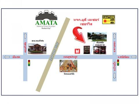Picture Map - UD Laser Service LP