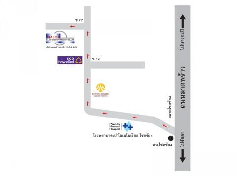 Picture Map - Major Scientific Products Co Ltd