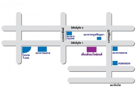 Picture Map - Kian Long Auto Supplies LP