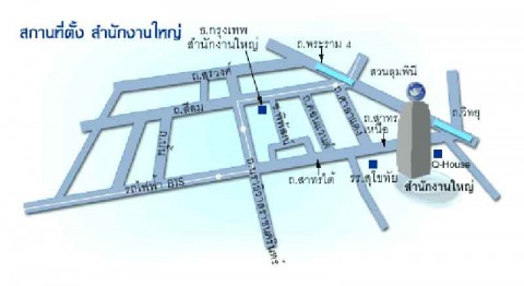 Picture Map - Bangkok Insurance Public Co Ltd