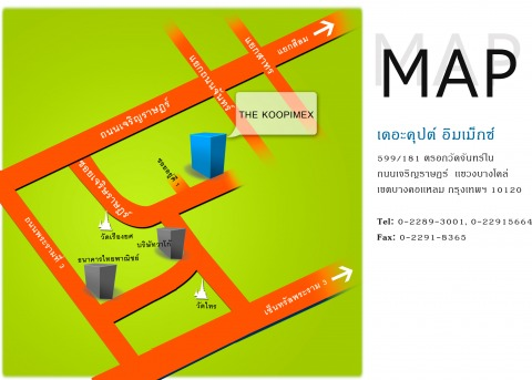 Picture Map - The Koop Imex