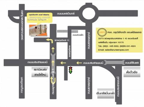Picture Map - Arunee Chuektug & Supply LP