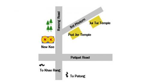 Picture Map - บริษัท นิวกี่เอ็นจิเนียริ่ง (1992) จำกัด
