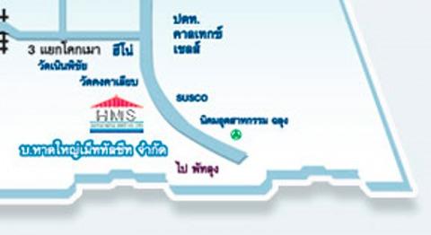 Picture Map - Hatyai Metal Sheet Co Ltd