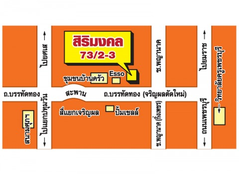 Picture Map - Sirimongkol Shrine Shop