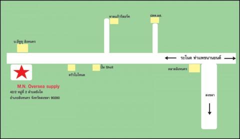 Picture Map - ห้างหุ้นส่วนจำกัด เอ็ม เอ็น โอเวอร์ซี ซัพพลาย