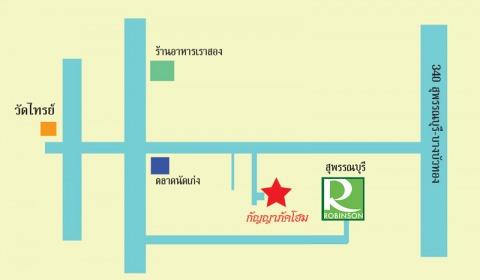 Picture Map - กัญญาภัคโฮม