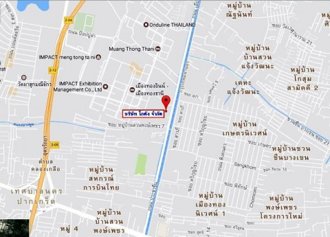 Picture Map - Go Dung Co Ltd