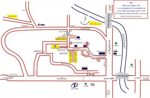 แผนที่รูปภาพ - บริษัท เอส เจ สกรูไทย จำกัด