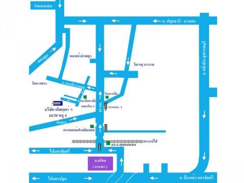 แผนที่รูปภาพ - บริษัท เค็พเลอร์ อินเตอร์เนชั่นแนล จำกัด