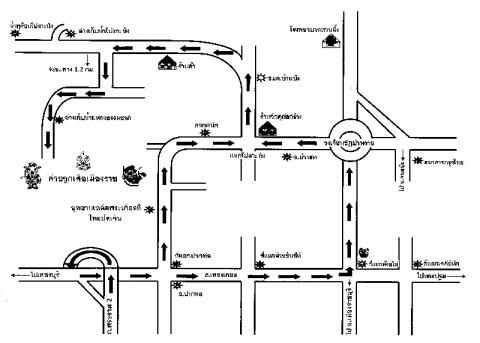 แผนที่รูปภาพ - บริษัท พี อี เคมีคอล แอนด์ เซอร์วิส จำกัด