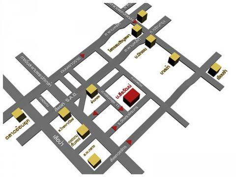 แผนที่รูปภาพ - บริษัท ธีรวัฒน์เครื่องอัดลม จำกัด