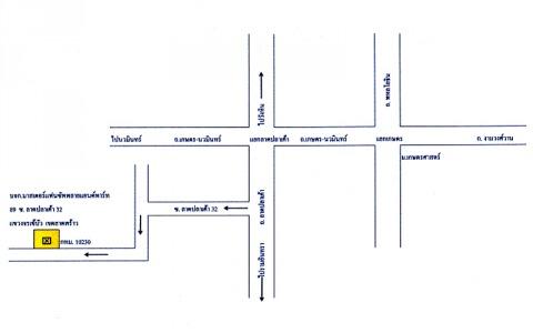 แผนที่รูปภาพ - บริษัท มาสเตอร์แฟนซัพพลายแอนด์พาร์ท จำกัด