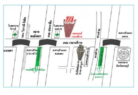 แผนที่รูปภาพ - กานต์ทิตา เนิร์สซิ่งโฮม